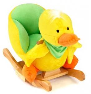 Knorrtoys 40318 - Schaukeltier Duck