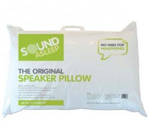 Soundasleep 266888 Kissen mit Lautsprecher